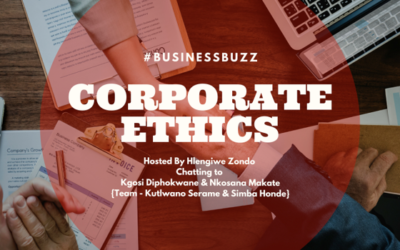 Business Buzz – Ethics in Business