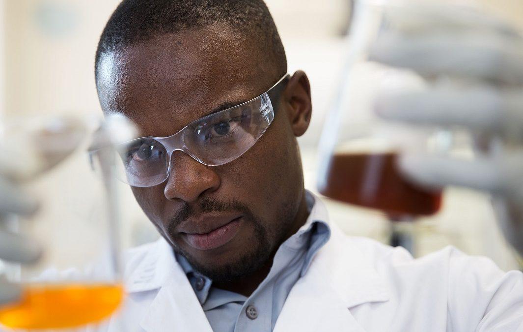 The Science Inside – Featured Scientist – Collins Saguru