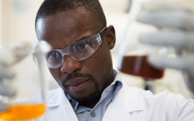 The Science Inside – Featured Scientist – Collins Saguru