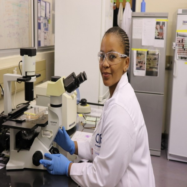 The Science Inside: Honouring Women In Science: Dimakatso Gumede