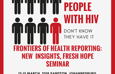 Frontiers of health reporting: new insights, fresh hope