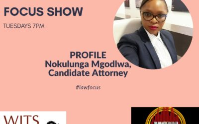 Law Focus – Profile: Nokulunga Mgodlwa