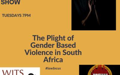Law Focus – Gender Based Violence Part 1