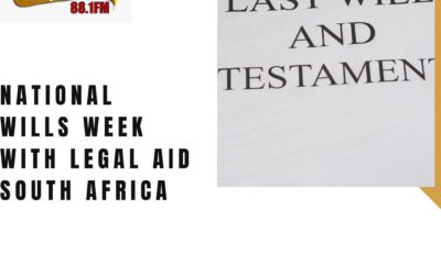 Law Focus – National Wills Week