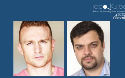 News24 team wins 15th Taco Kuiper Award for Investigative Journalism